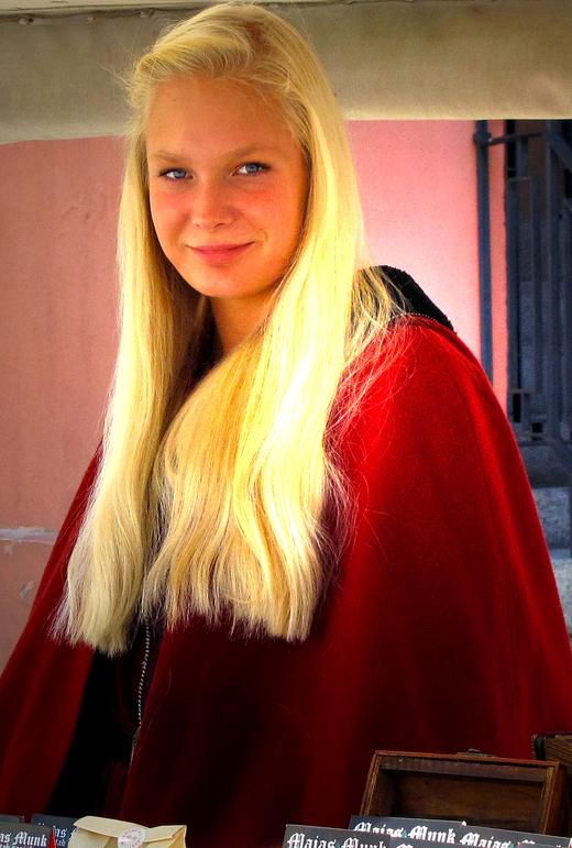 best service 5d1cb 1455f Blonde Nordic Latvian Girl