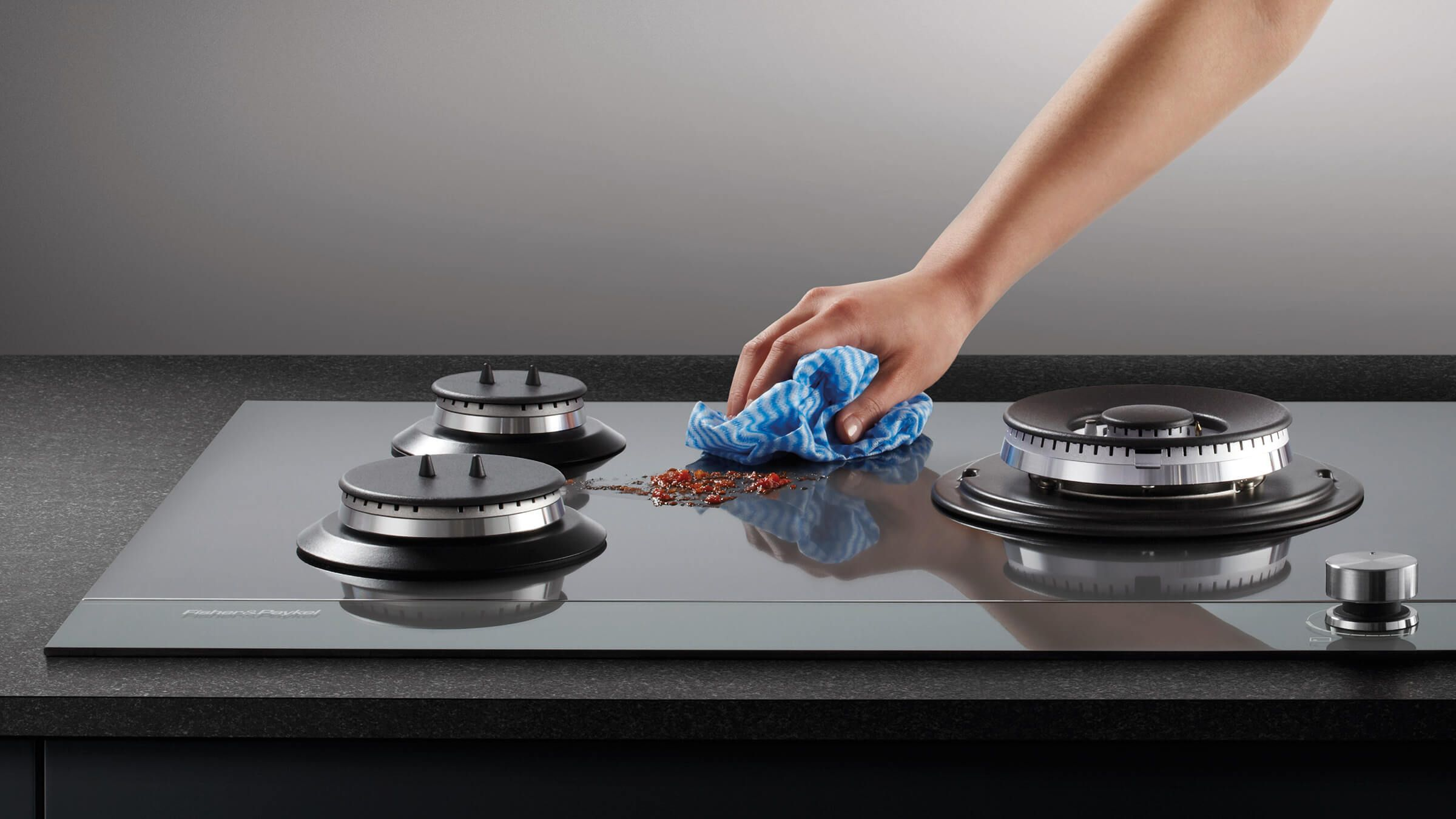 Designed to match (With images) Cleaning stove top