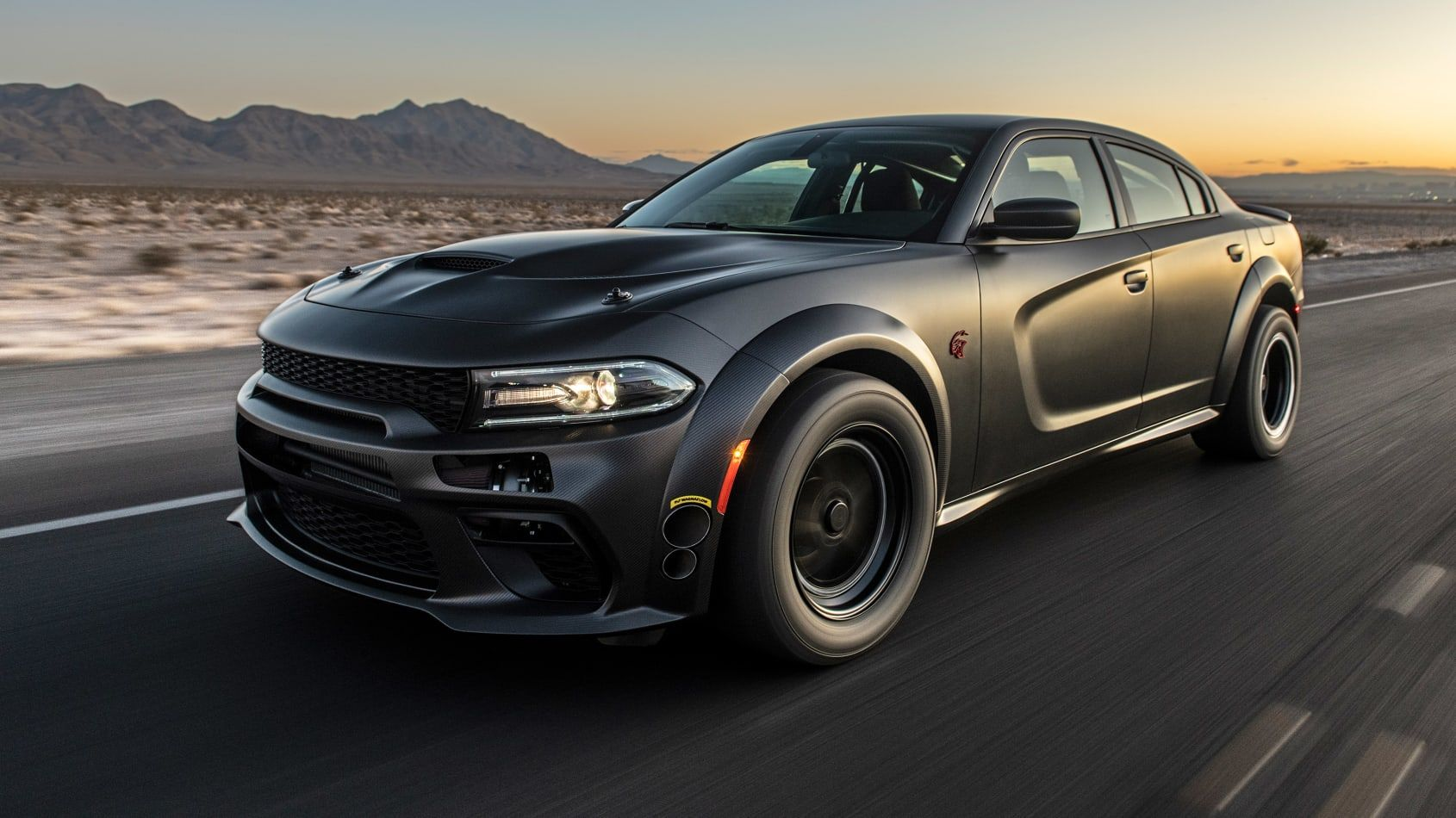 The Brilliant Minds At Speedkore Alongside Magnaflow And Gp Tuners Have Come Up With This Bats T Crazy Dodge Charger That 8217 S In 2020 Dodge Charger Dodge Awd