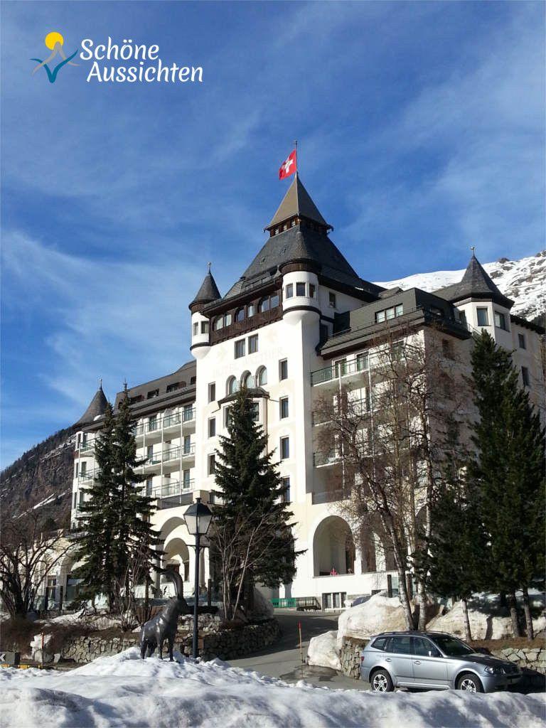 Hotel Walther Pontresina Www Schoene Aussichten Travel C Schone