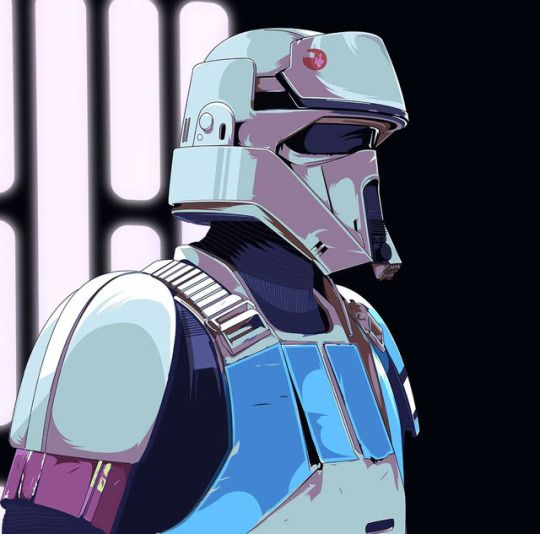 Rogue One Trooper by Devin Doty #starwars