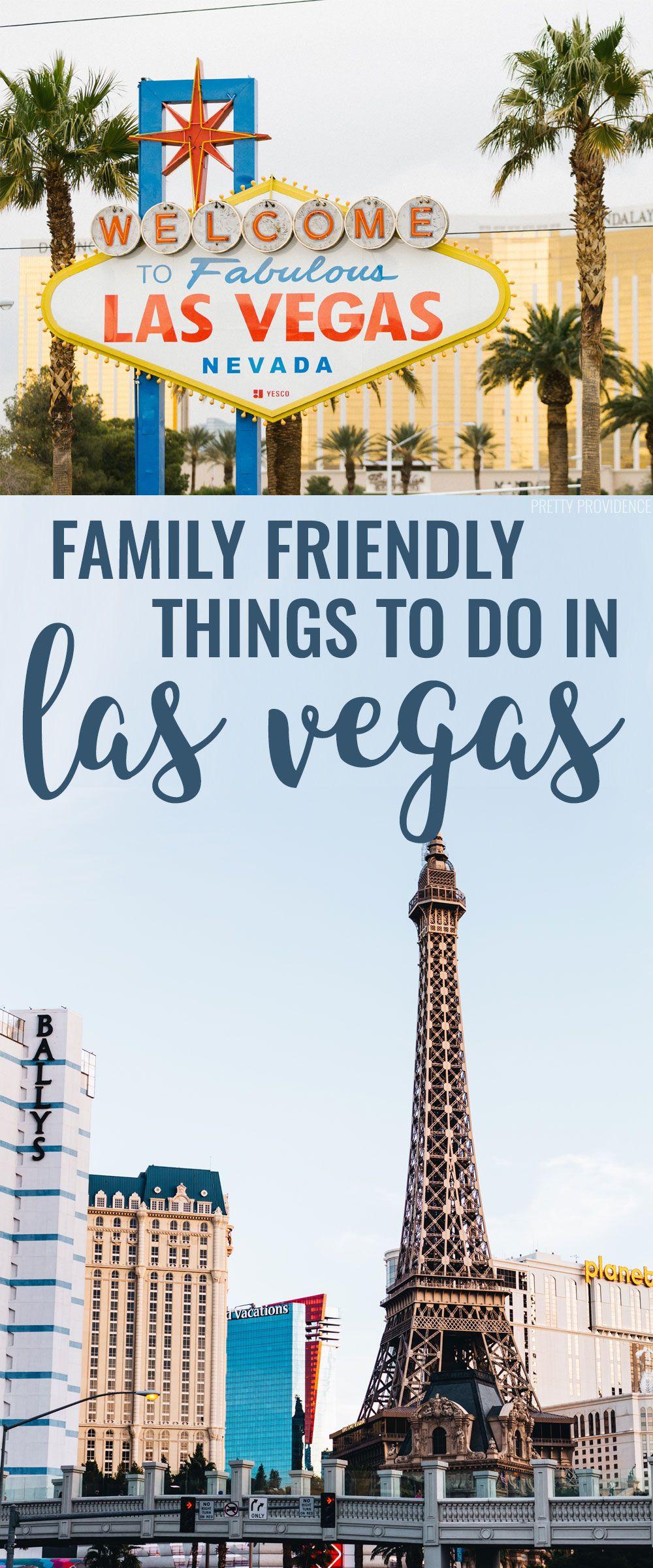 Las Vegas on a Budget | Las vegas, Vegas fun, Family friendly hotels