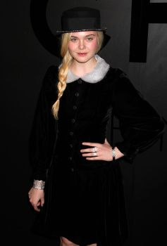 Elle Fanning - Celebration of Chanel Fine Jewelry's 80th Anniversary of the 'Bijoux De Diamants' Collection , New York, 9 October , 2012