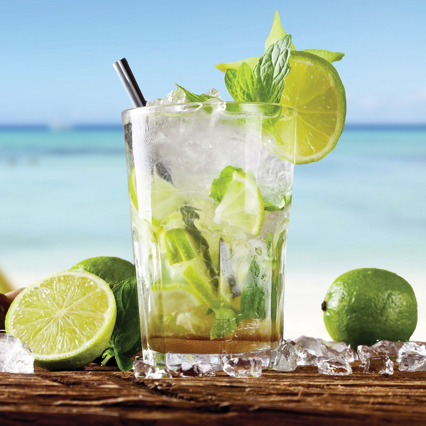Mojito Libre Liqueur Concentrate Mint Lime Summer Drinks Mojito Drinks