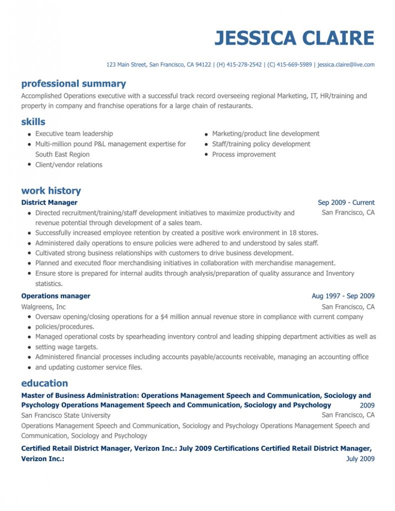 Linkedin Resume Builder Service