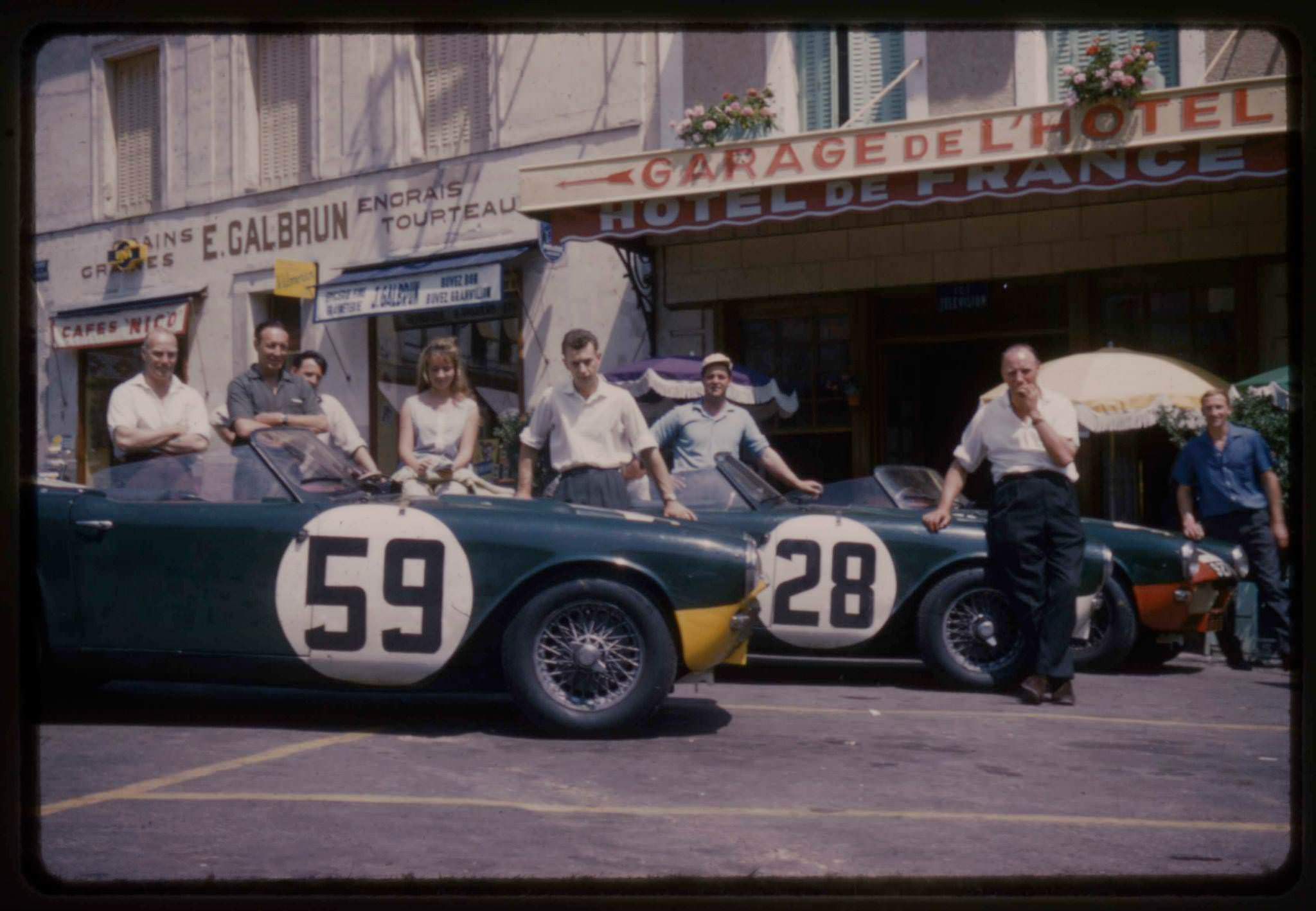Triumph At Le Mans Is A 1961 Film Produced By As Showreel For The Company And Their Efforts Famous French Endurance Racing Circuit