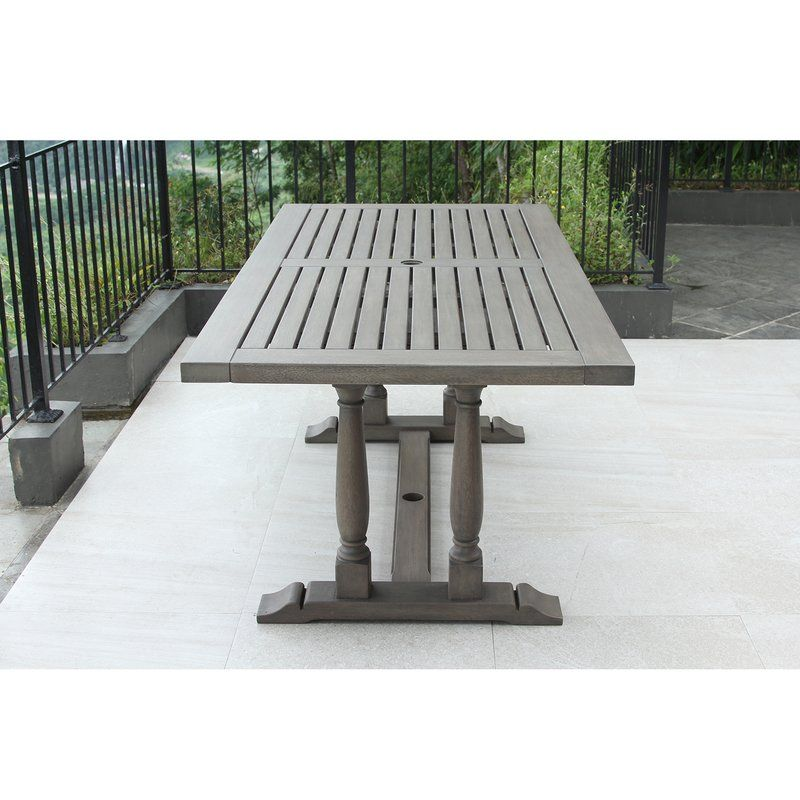 Windell Solid Wood Dining Table Solid Wood Dining Table Dining