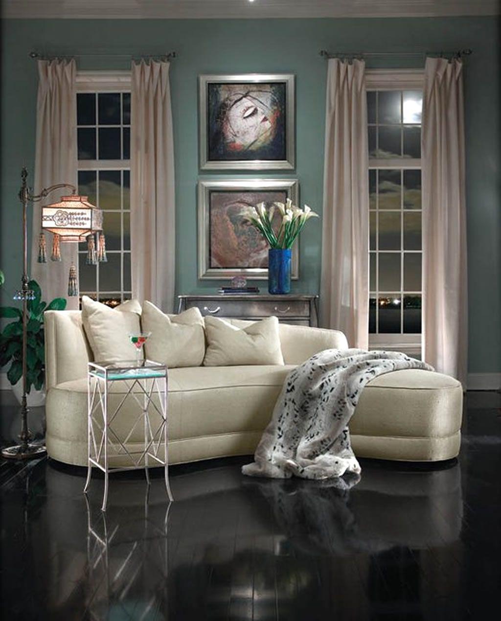 High Design Furniture: Contemporary Sofa Furniture Design By Swaim, High Point