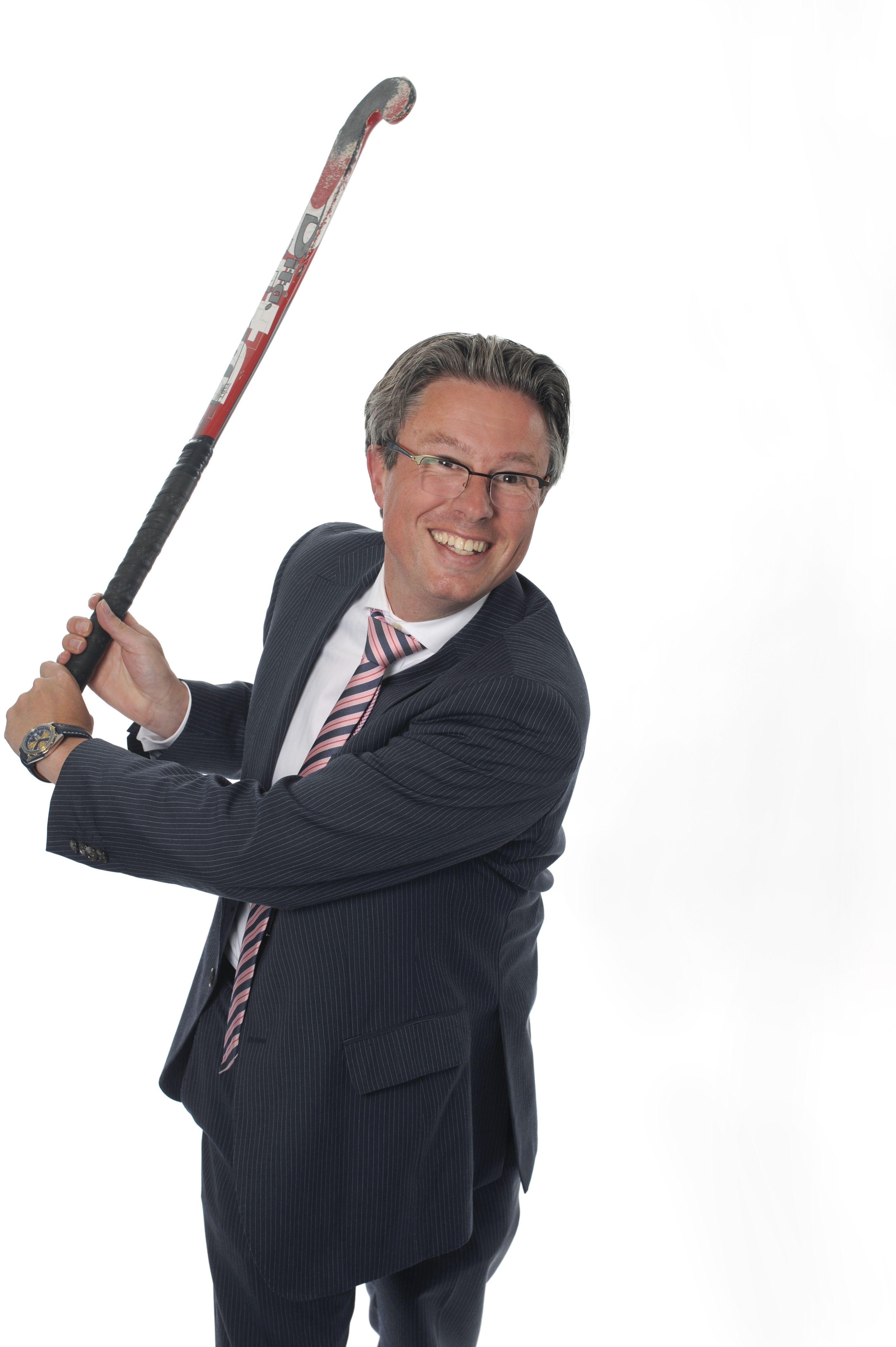 Hockey en adviseur ....
