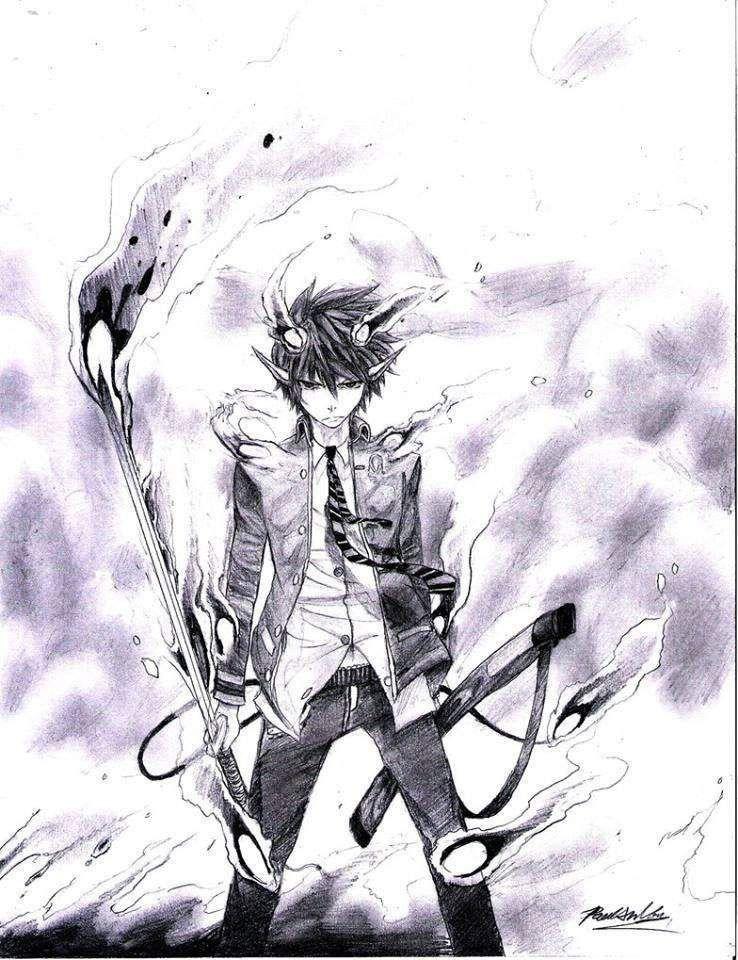 Manga Ao no Exorcist Capítulo 56 Página 1