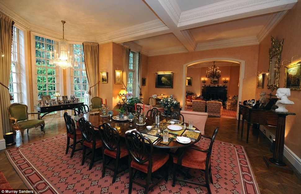 Flamboyant The House Was Once Owned By Famous Victorian Artist Sir Luke Fildes And Still