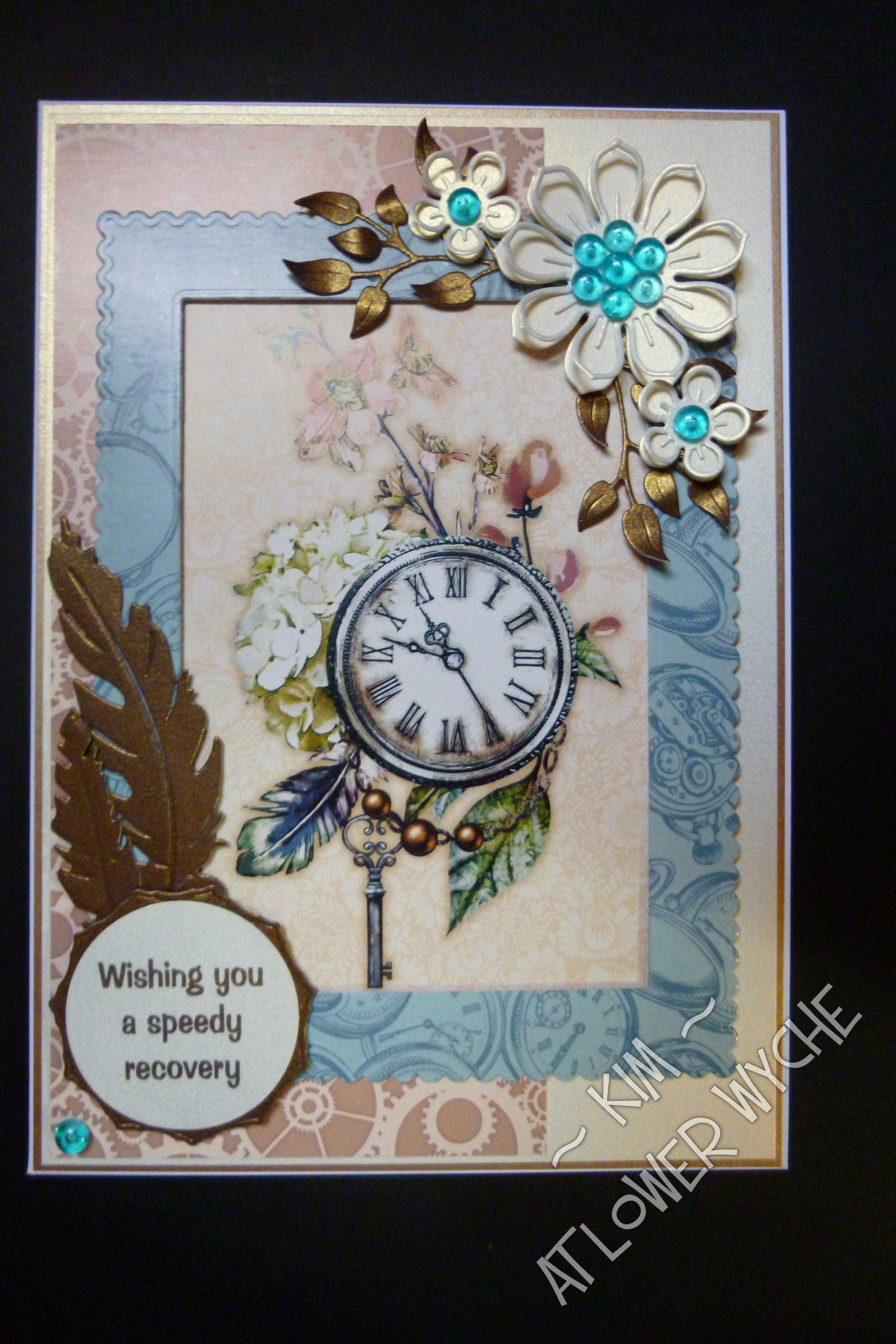 A5 card using kanban precious time collection speedy