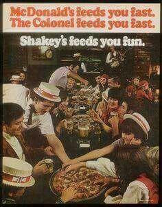 Shakeys  pizza