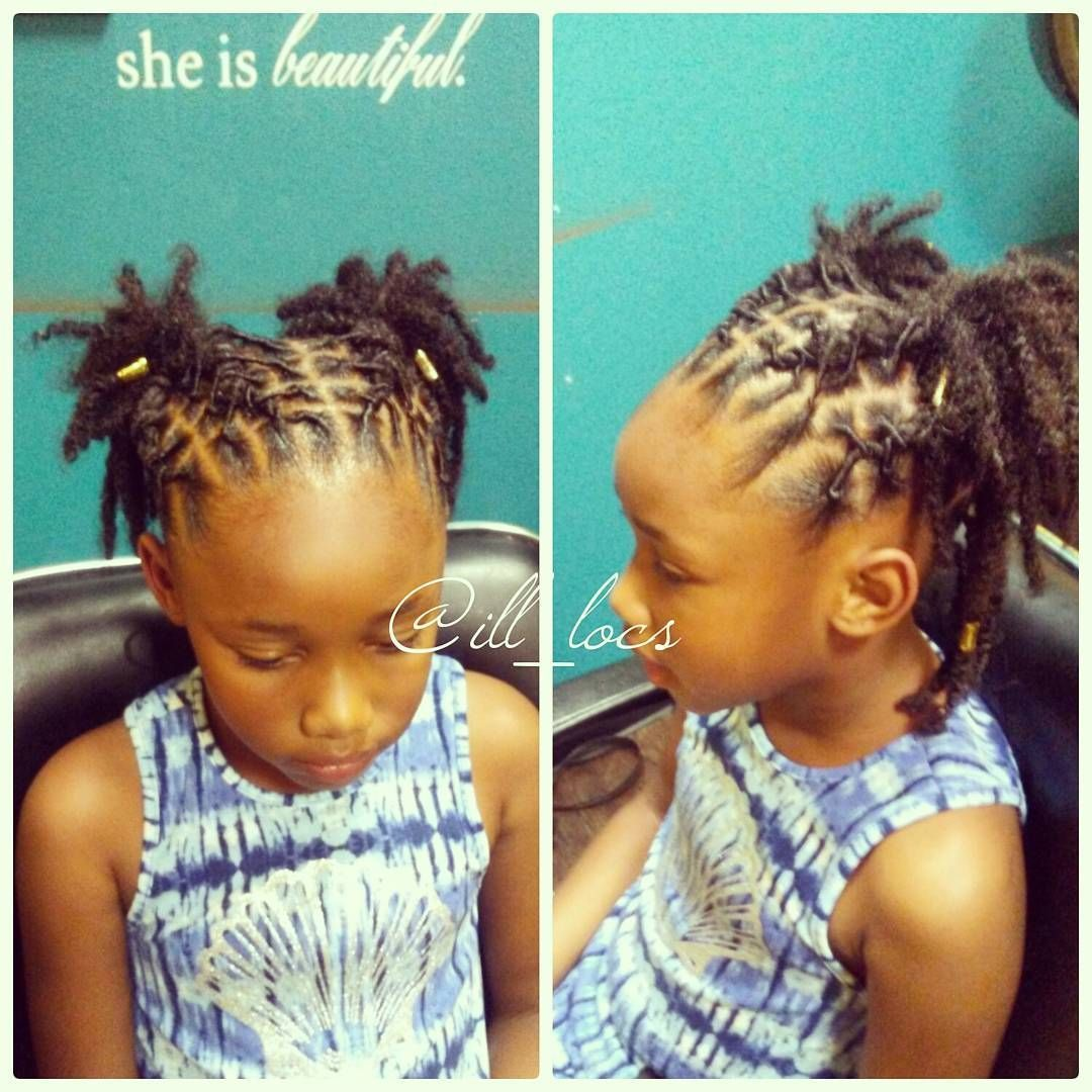 Loc Hairstyles For Ava Dreadlocks Styles In 2019 Kids Locs Hairstyles Kids Dreads Kids Style Hair