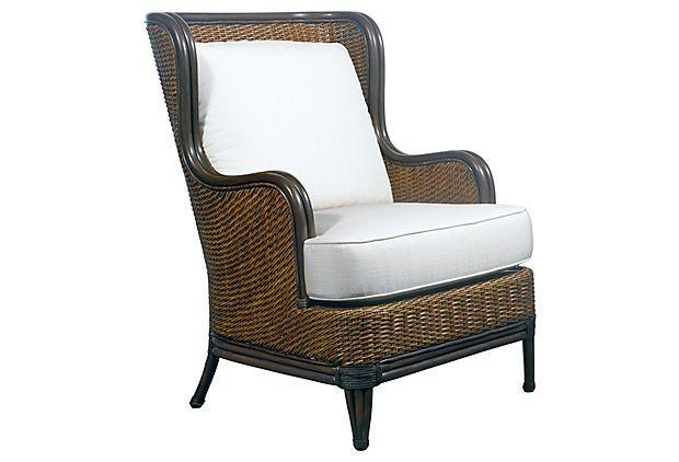 Palm Beach Lounge Chair on OneKingsLane.com