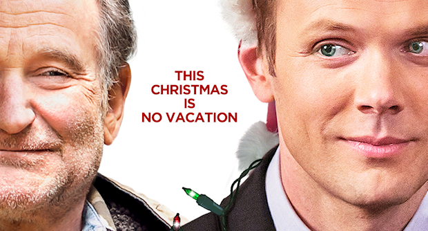 It S A Merry Friggin Christmas Trailer With Robin Williams Robin Williams Christmas Trailer Robin