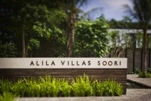 Western Bali becomes more alluring with Alila Villas Soori. Beautifully designed, exclusive resort.