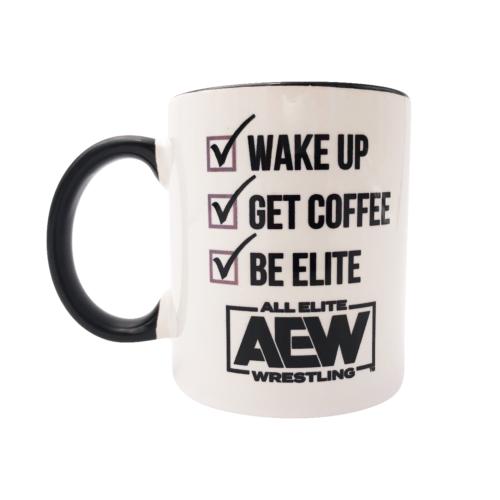 All Elite Wrestling Be Elite 11 oz. AEW Mug