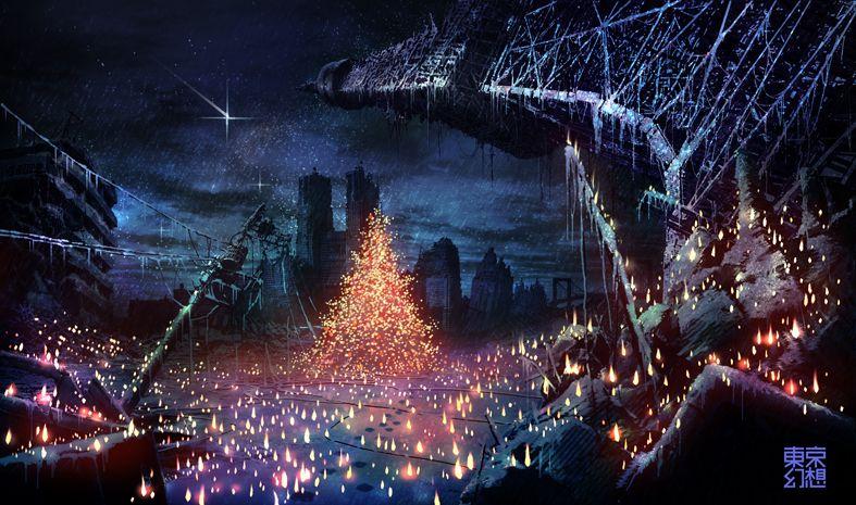 『MERRY CHRISTMAS 20…』   Tokyogenso artist   Pinterest ...