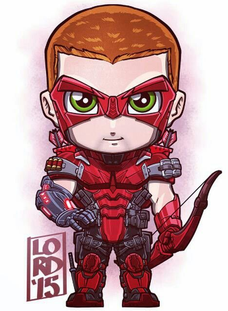 Lord mesaart Arsenal or Red Arrow Roy Harper  Arrow