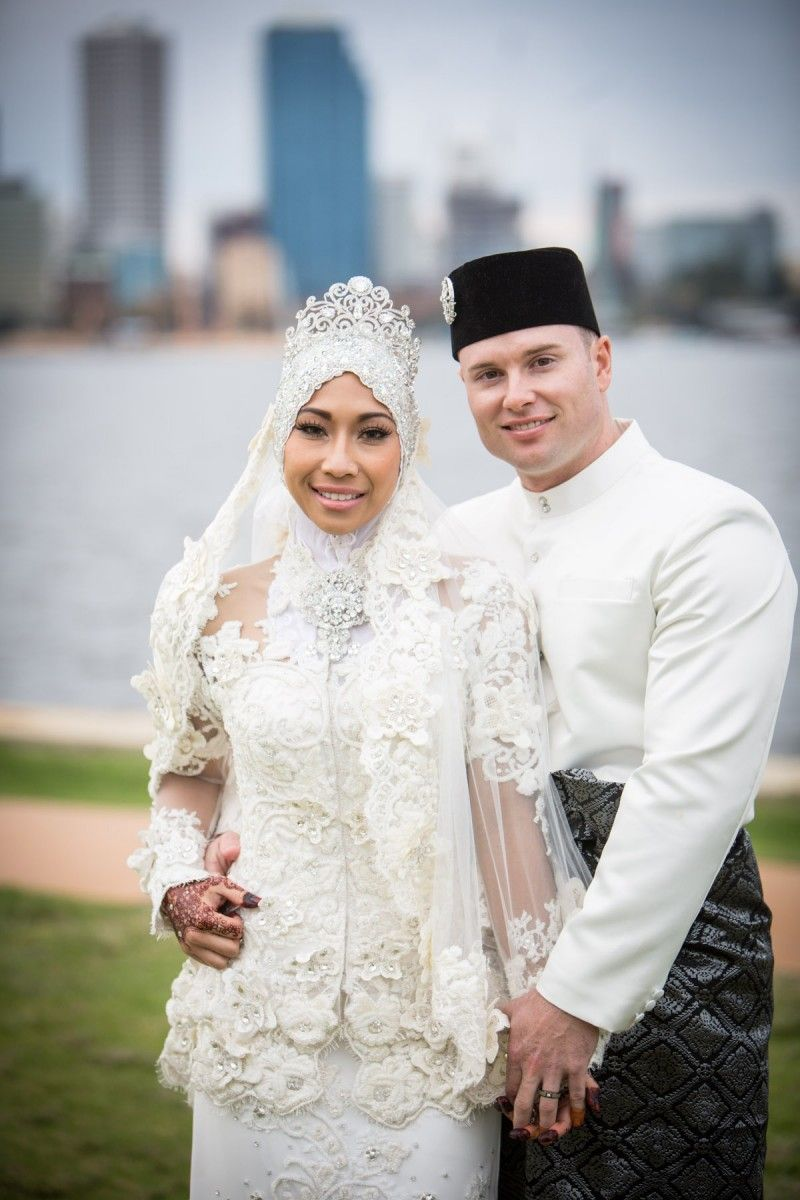 Malay Wedding Dress