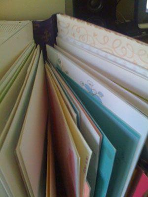 How To Diy A Wedding Card Keepsake Book Offbeat Bride Wedding Cards Keepsake Wedding Cards Wedding Card Diy