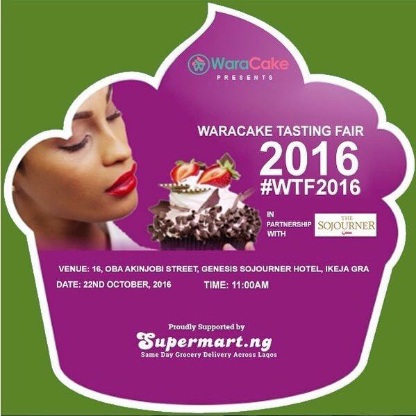 #WTF2016 from @supermartng