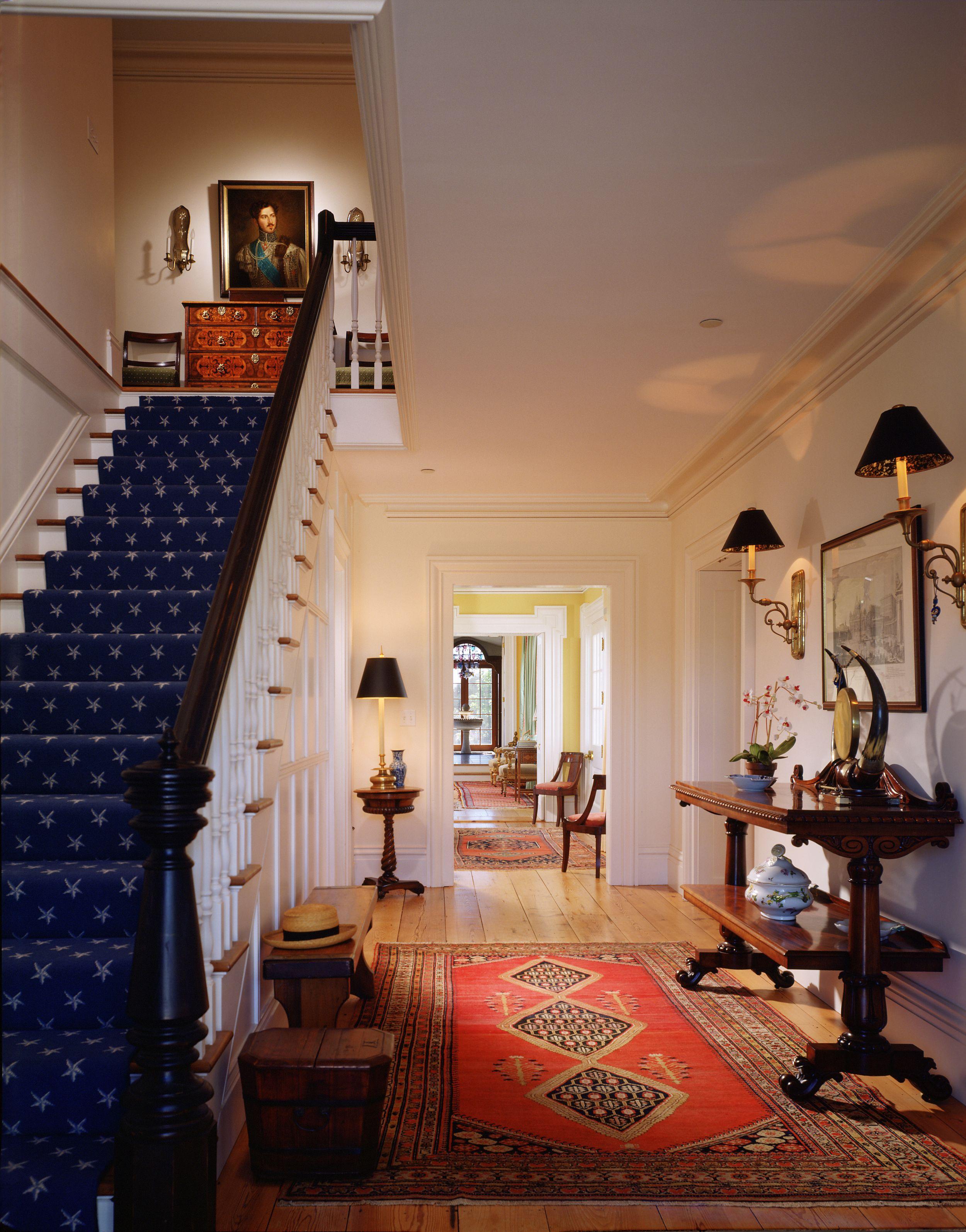Greek Revival Estate With Images Farmhouse Interior Greek