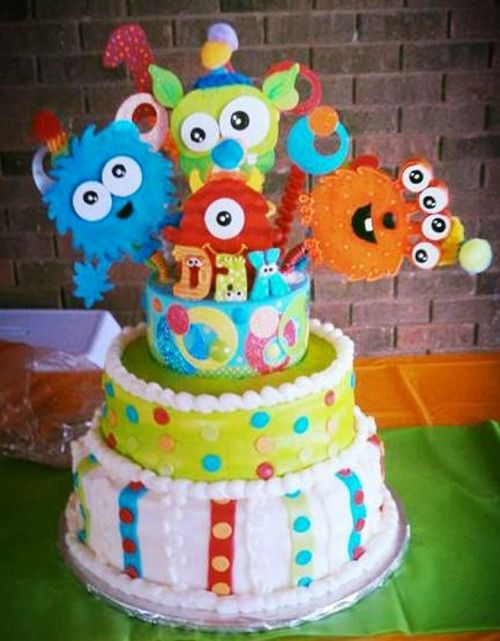 Photo of Monster birthday party, Little monster birthday, Monster party topper