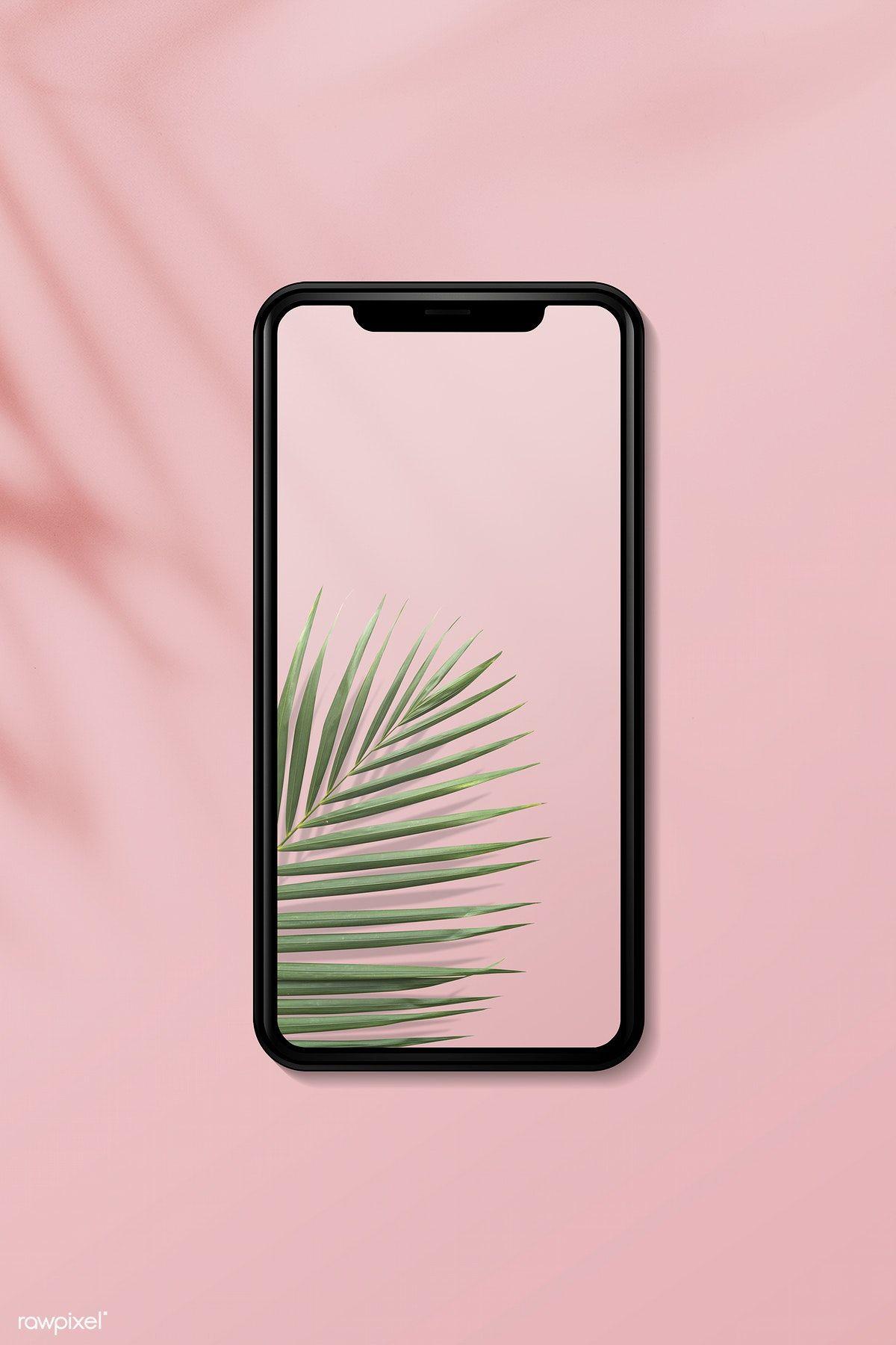 Download Premium Psd Of Blank Smartphone Screen Mockup Design 935114 Mockup Design Instagram Frame Phone Mockup