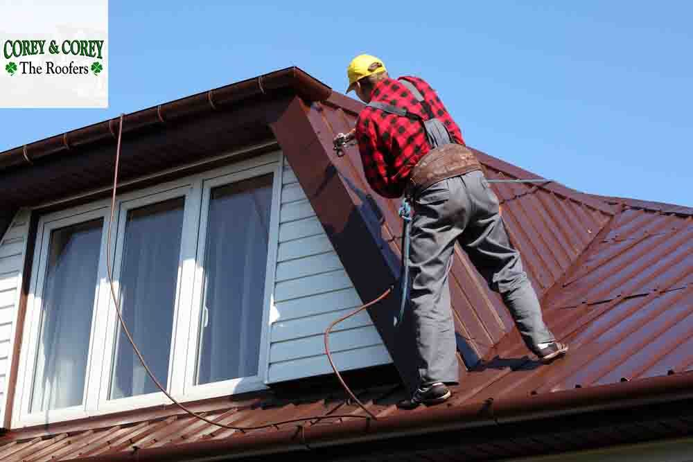 The Roof Is A House Primary Defense Against The Elements It Is Essential To Prevent Water From Makin Best Roofing Company Roofing Services Roofing Contractors