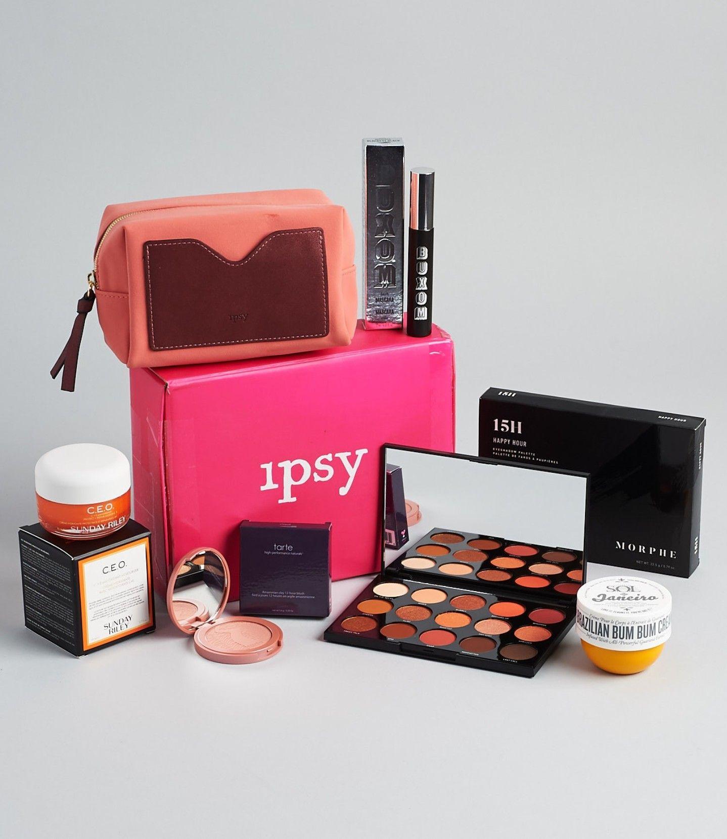Ipsy Beauty Glam Box in 2020 Ipsy beauty box, Ipsy, Ipsy