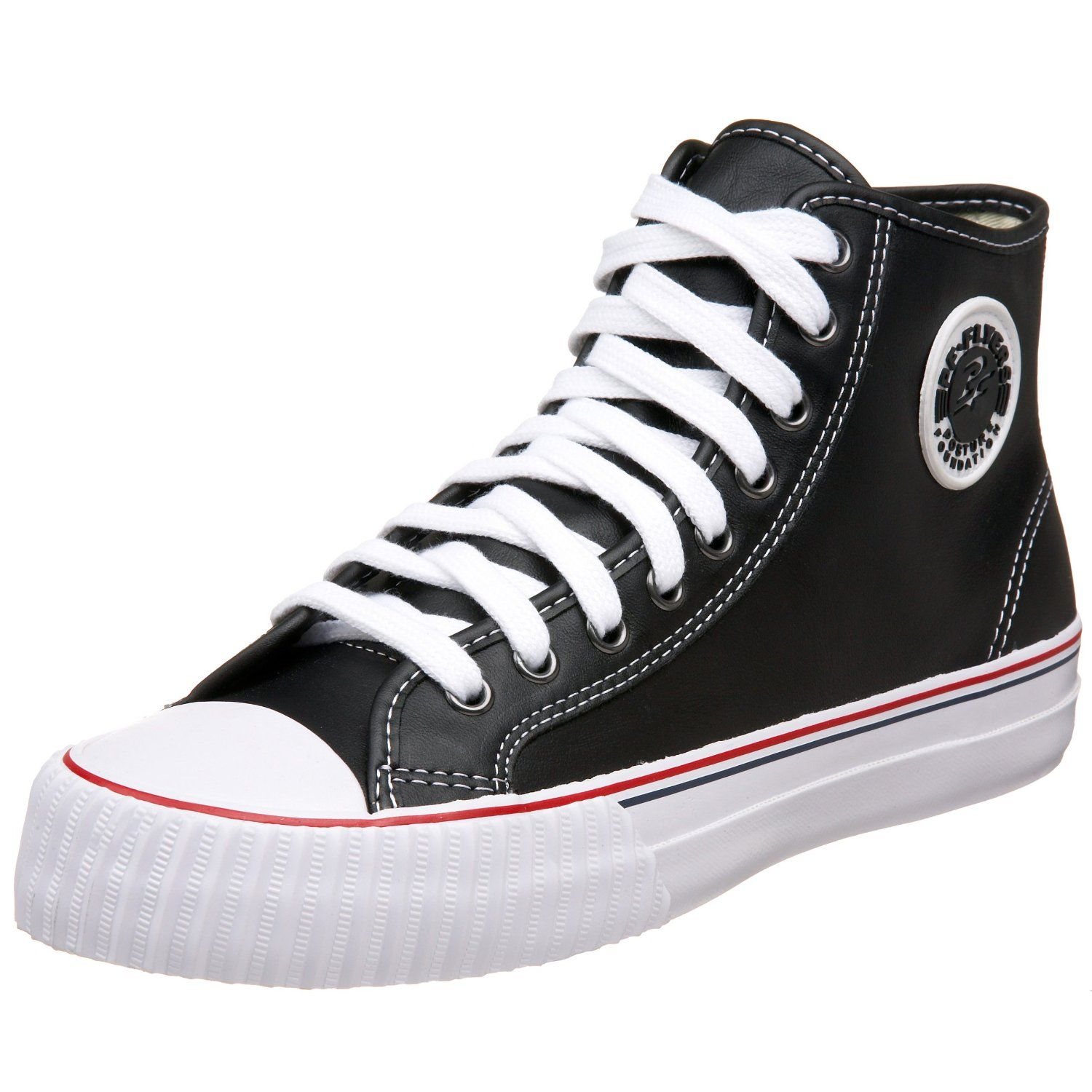 Great basic shoes and 50% Off! The leather detailing is durable and means these can be dressed up as well as down.