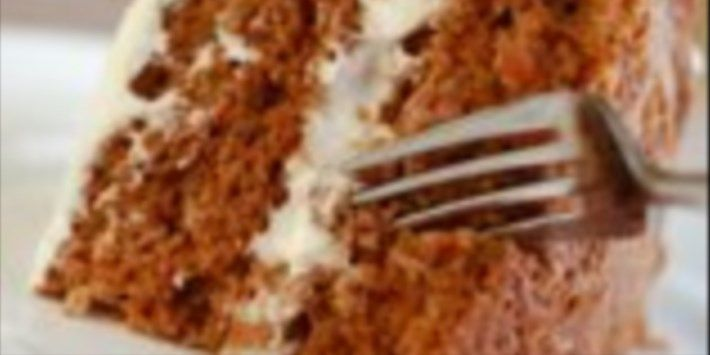 The Most Wonderful Carrot Cake