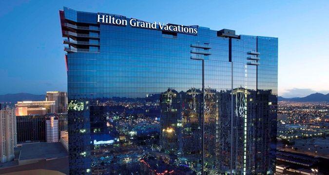 Elara A Hilton Grand Vacations Hotel Center Strip Nv Elara At