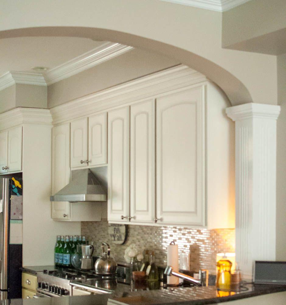Acadia white   Kitchen, Kitchen cabinets, White kitchen ...