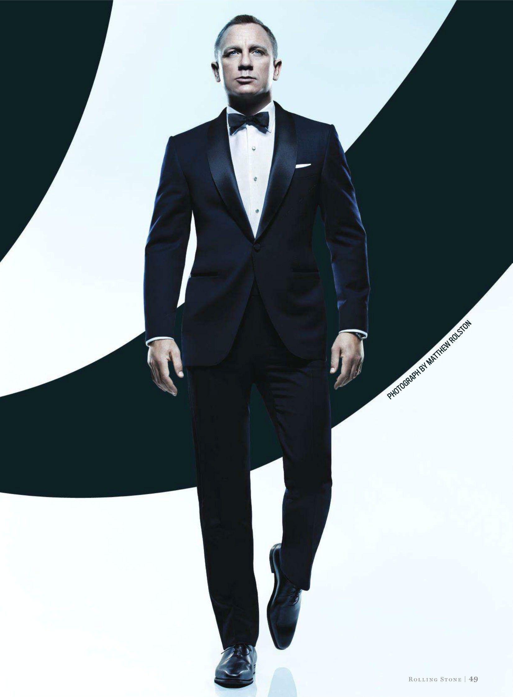 Groom Outfit 3 (Reception Dinner) Tuxedo for men