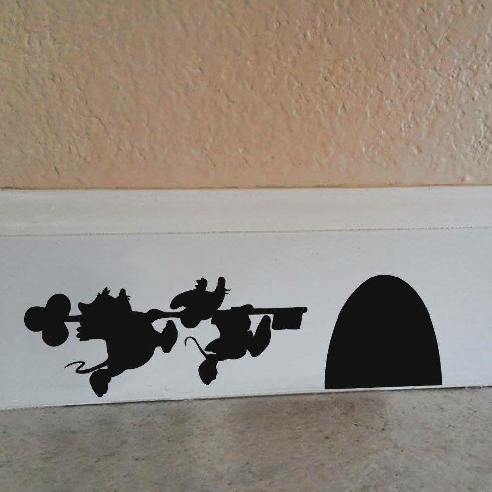 Cinderella mice hole #disneyhousedecor