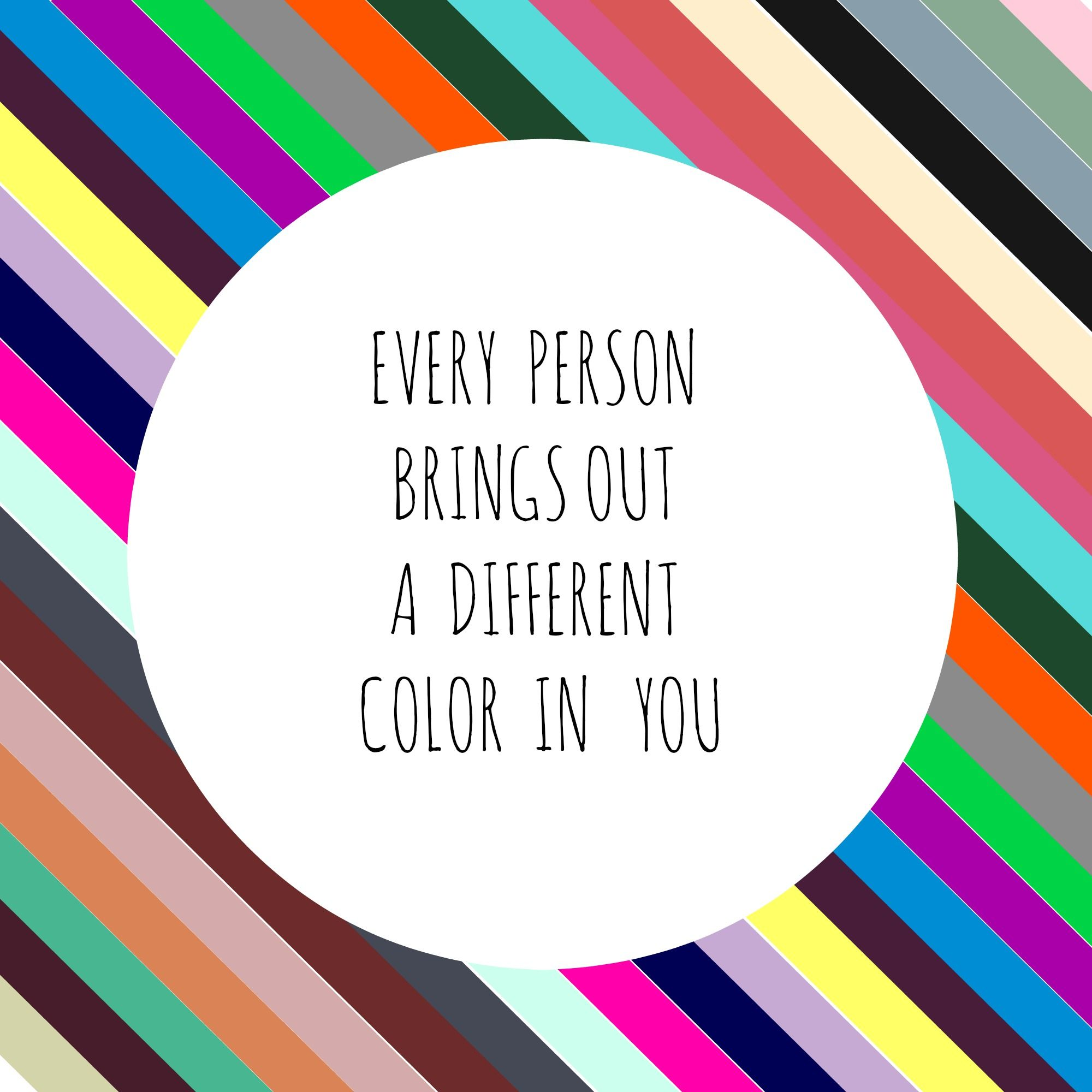 Quote Of The Week – The Colors Of Life  My life quotes, Life