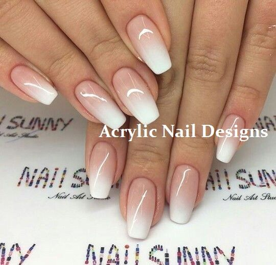 20 Great Ideas How To Make Acrylic Nails By Yourself 2 Bridal Nail Art
