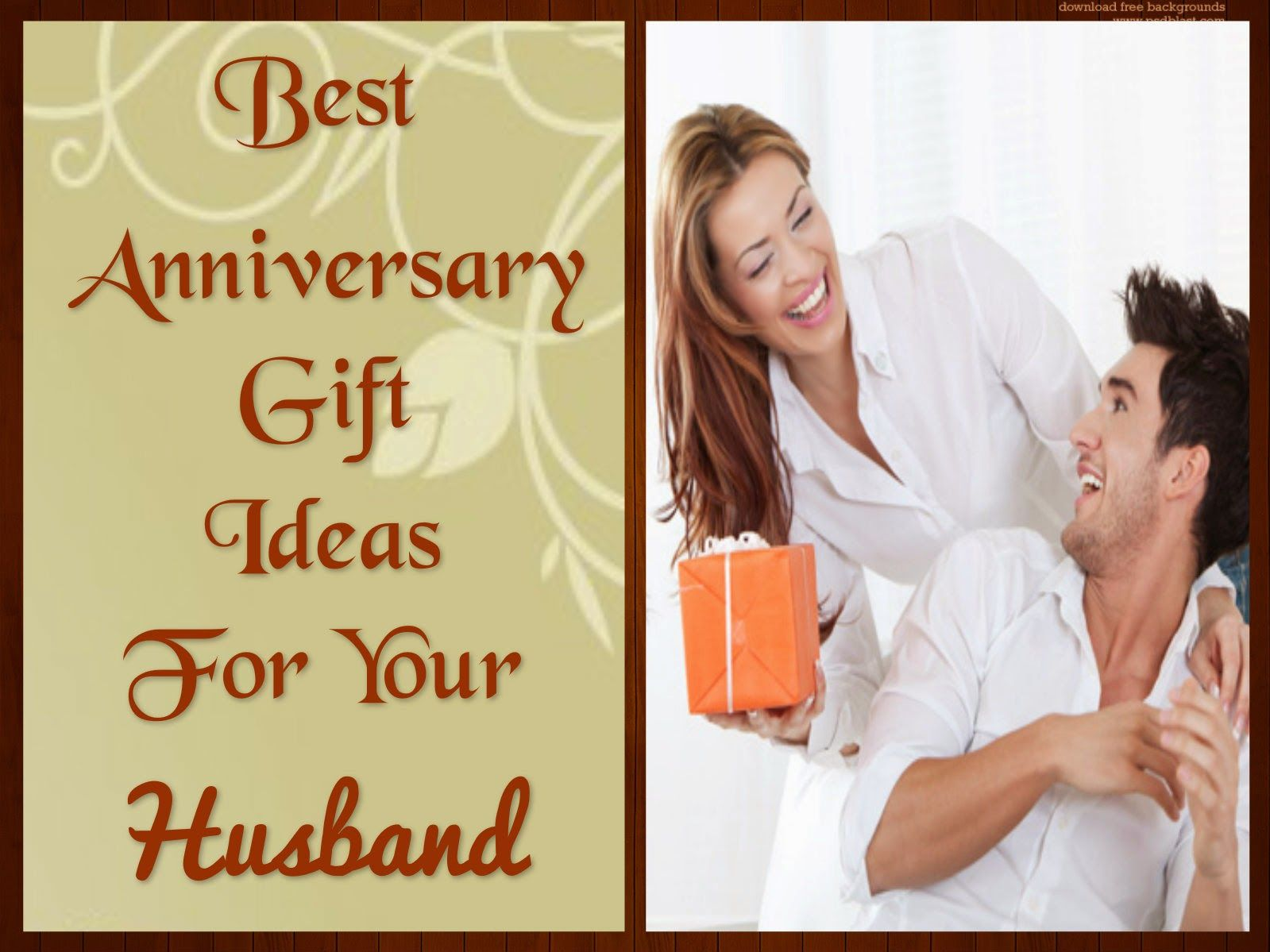 Wedding Anniversary Gifts Best Gift Ideas For Your Husband
