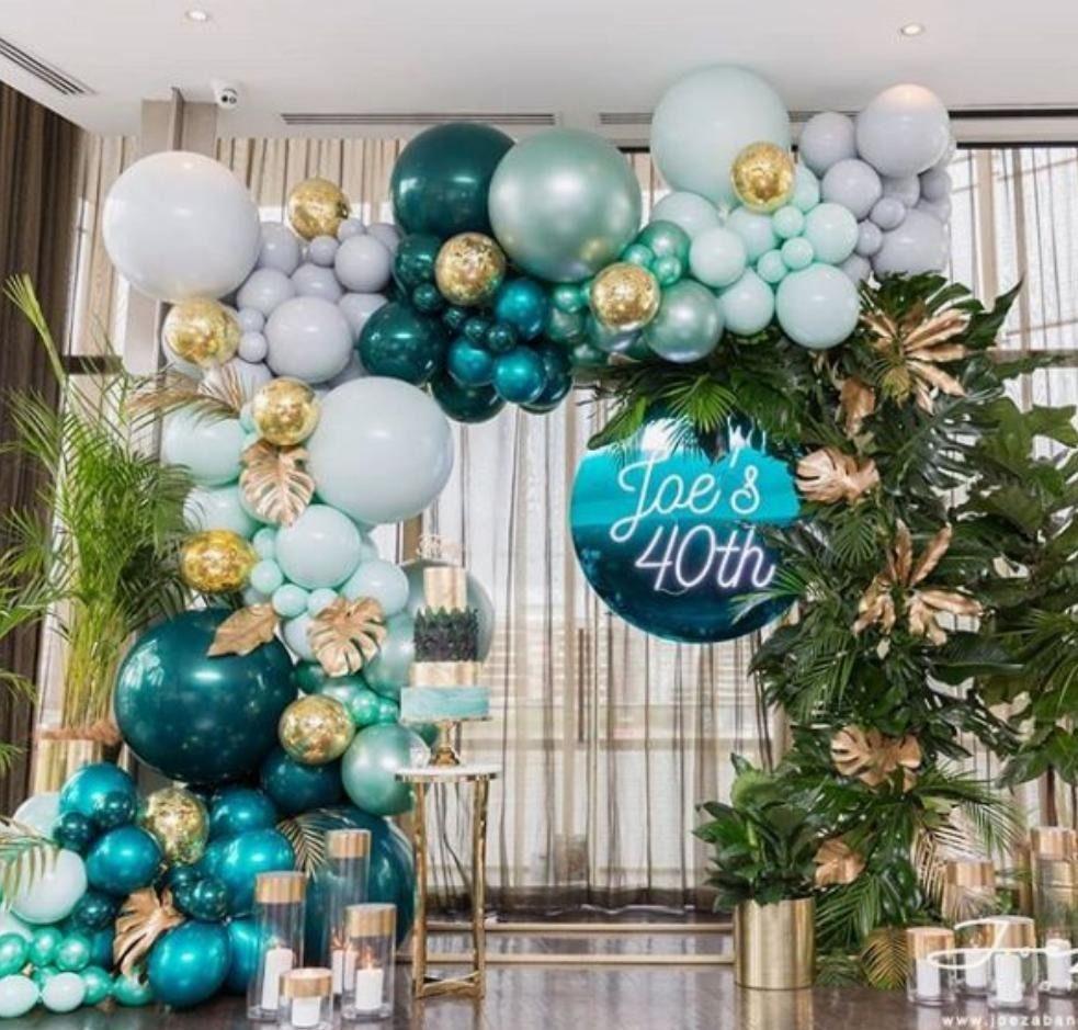 Decoraciones Con Globos Para Fiestas