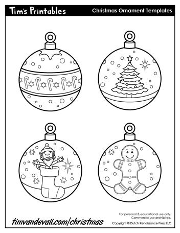 This is a photo of Printable Ornament Templates inside christmas