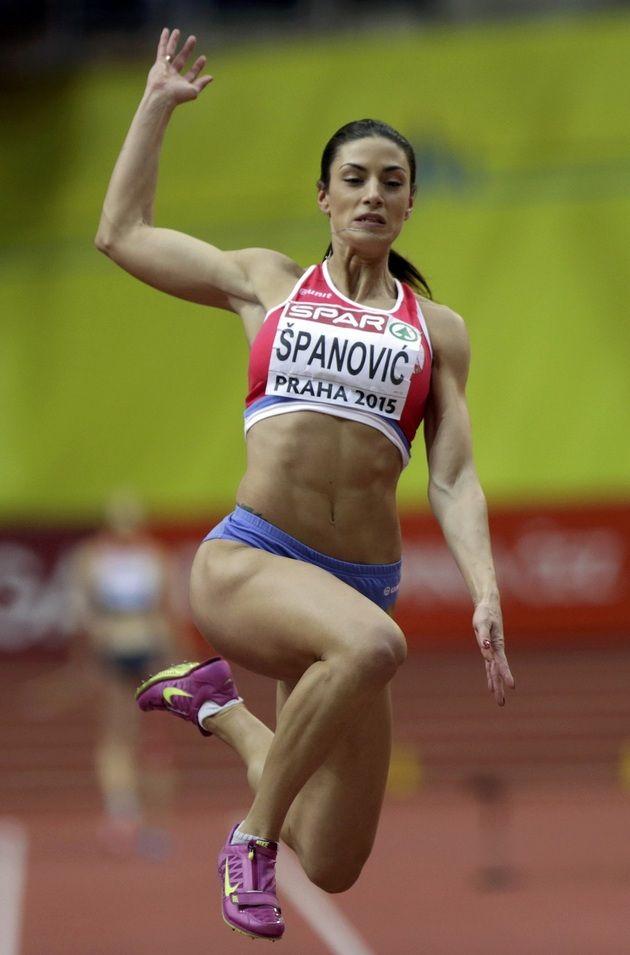 Ivana Spanovic 2 Foto Reuters Female Sports Women