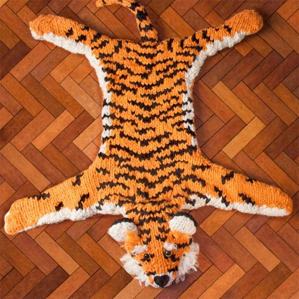 Os animais em tricô de Louise Walker | Just Lia