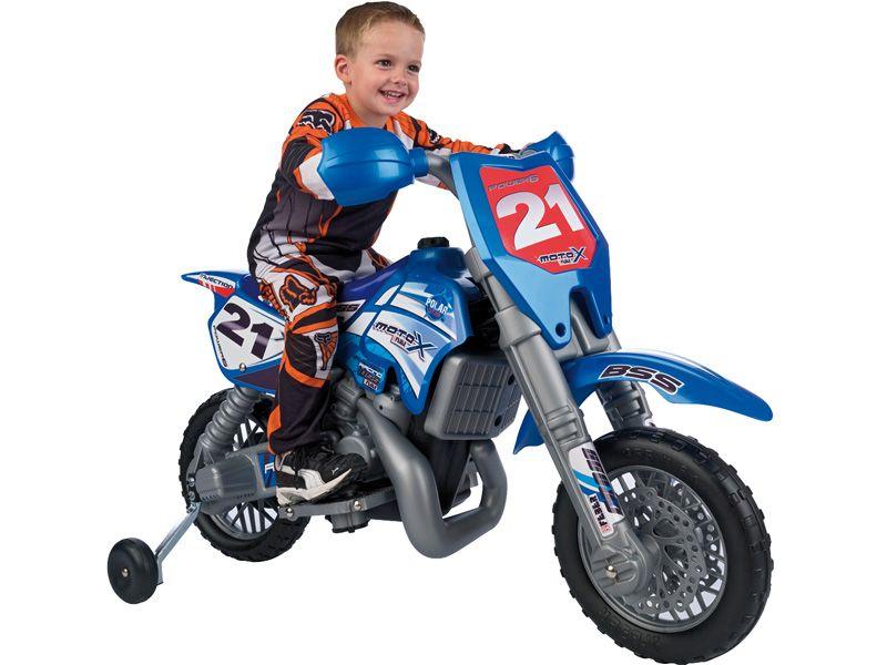 Febercross Battery Powered Motox 6v Dirt Bike Feber S
