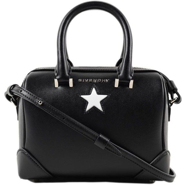 Givenchy Bags 943 Liked On Polyvore Featuring Handbags Black