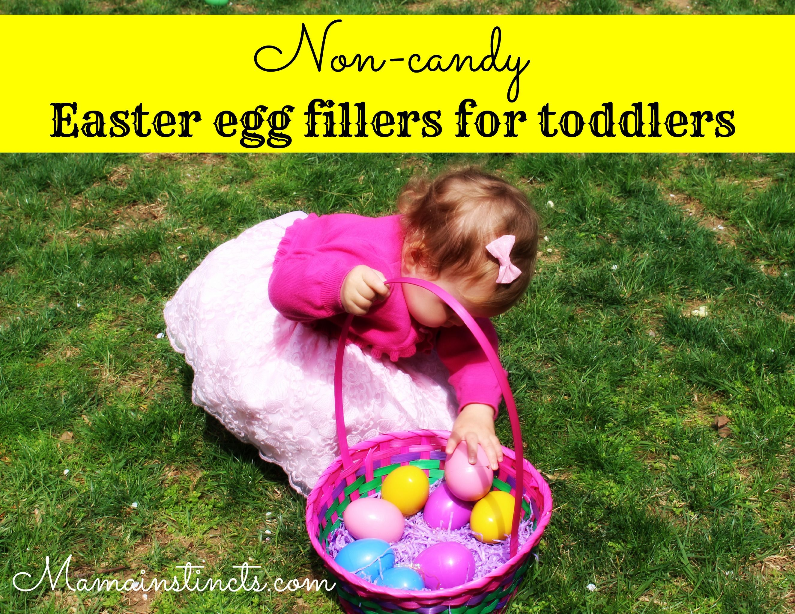 Non candy easter egg fillers for toddlers easter non candy easter egg fillers for toddlers negle Gallery