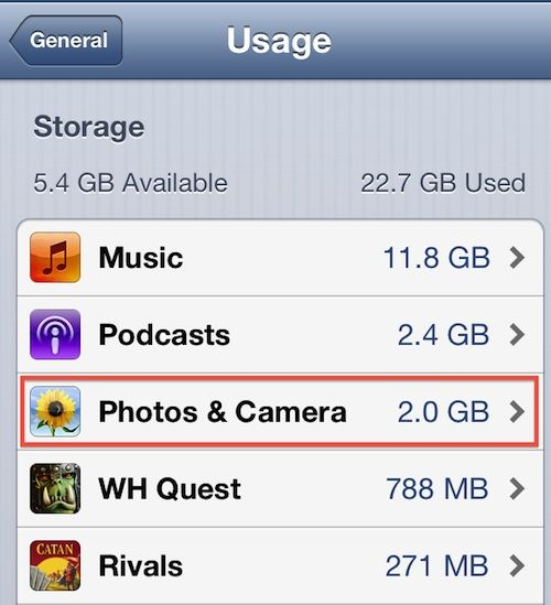 iphone photo organization tips