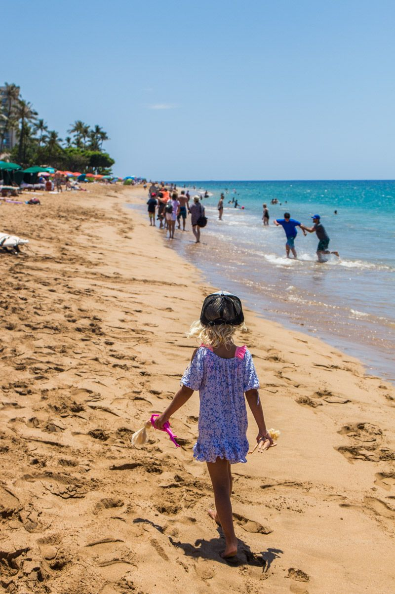 Why You Should Visit Kaanapali Beach Maui For A Relaxing